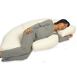Body Bumper - Contoured Body Pillow System