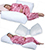 Body Double Adjustable Maternity Pillow Set
