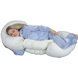 Grow To Sleep Self-Adjusting Body Pillow