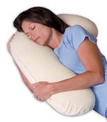 Memory Foam Body Pillow - Snoozerpedic MD Snuggle Buddy