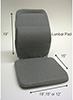 Back Support Deluxe Car Seat Cushion - Sacro Ease BRSCM