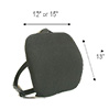 Car Seat - Office Chair Lumbar Support Cushion - Sacro Ease Keri Cush KCT