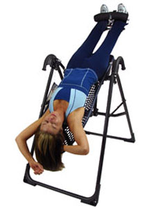 Inversion Table - Teeter Hang Ups EP 550  Inversion Table