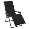 Lafuma Recliner - Evolution Air Comfort Black Padded
