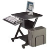 Mobile Compact Z-25 Computer Workstation - Balt 42851