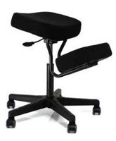 Knee Chairs, Kneeling Chair with Back Support, Knee Chair, Knee Posture Chair, Backrest Knee Sit Chair