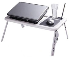 Laptop Table - E-Stand - Lap Desk