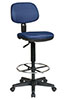 Ergonomic Drafting Chair with Adjustable Footring - Office Star Chair DC517