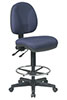 Ergonomic Drafting Chair with Footring - Office Star Chair DC940