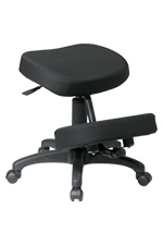 Ergonomic Knee Chair with Memory Foam Seat and Knee Cushion - KCM1425