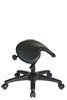 Backless Saddle Seat - Drafting Stool w/Adjustable Seat Height Office Star Chair ST203