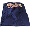 Dreamsack Silk Sleep Sack King - Silk Travel Sheet