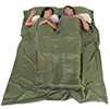 Silk Sleep Sack Double/ Queen Dreamsack - Silk Travel Sheet