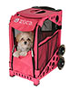 Zuzuca Pink Pet Carrier Bag
